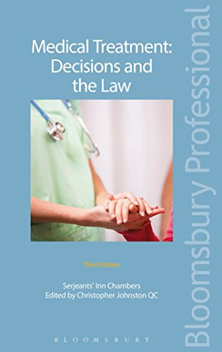 Download Medical Treatment Decisions And The Law