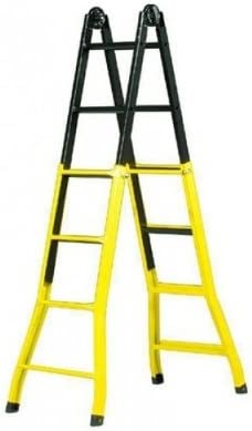 Vigor 9688010 Jolly-Casa 1800 - Escalera multiusos plegable: Amazon.es: Bricolaje y herramientas