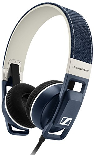 Sennheiser Urbanite Galaxy On-Ear Headphones - Denim