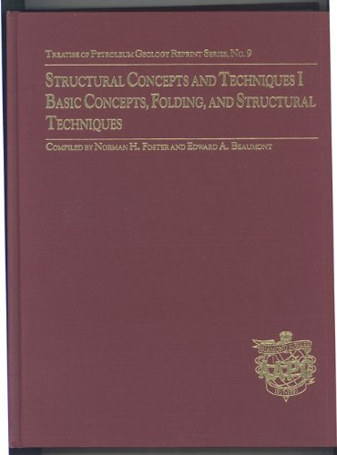 Structural Concepts I (Treatise of petroleum geology reprint series)