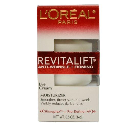 Personal Care – L'Oreal – RevitaLift Anti-Wrinkle + Firming Eye Cream 14g/0.5oz