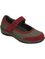 Orthofeet 859 Womens Comfort Diabetic Therapeutic Extra Depth Shoe