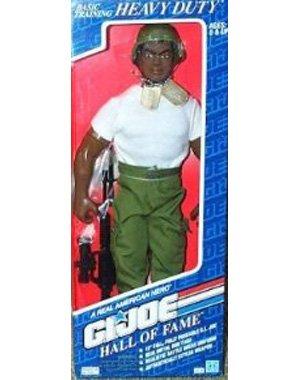 "1992 G.I. Joe Basic Training Heavy Duty 12"" Action Figure Hall of Fame (A real American Hero)"
