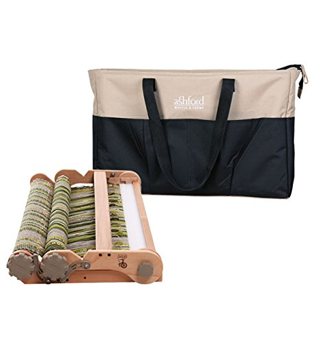 Ashford 12 Inch (30 Centimeter) Knitter's Loom with Carry Bag