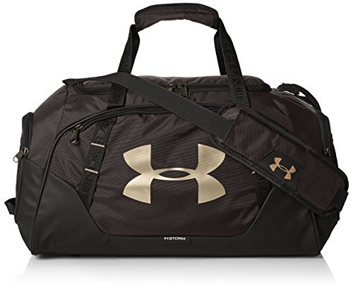 Under Armour Undeniable 3.0 Small Duffle Bag, Black (004) [並行輸入品] B07FHRG9T9