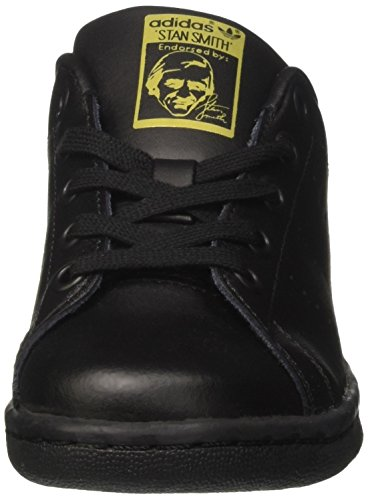 Nero Stan core Smith core Collo Unisex Black Sneaker Metallic Basso Bambini A Black Adidas gold 8dqzw8