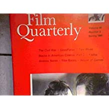 Film Quarterly Spring 1991 Volume 44 Number 3
