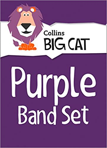 Purple Starter Set: Band 08/Purple (Collins Big Cat Sets)