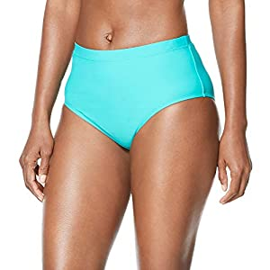 Speedo Women's Swimsuit Bottom Bikini High Waist