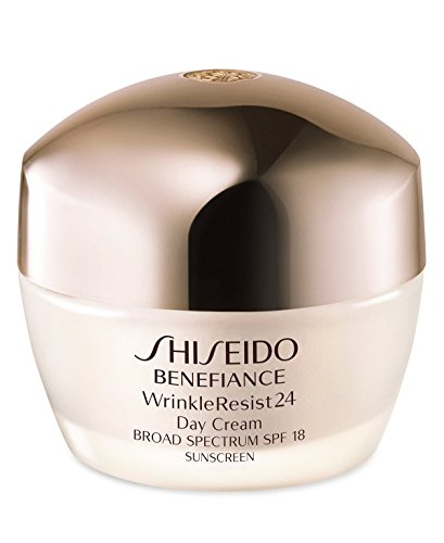 Shiseido Benefiance Wrinkle Resist 24 Day Cream SPF 15 Facial Treatment Products by Shiseido