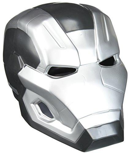 Rubie's Costume Co. Men's Captain America: Civil War Machine Mask, Multi, One Size