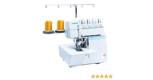 JUKI 4946973008055 - Recubridora y remalladora mo-735: Amazon.es ...
