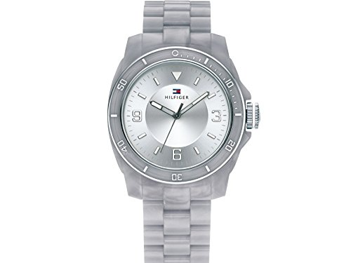 Tommy Hilfiger 1781199 Sport Grey Plastic Women's Watch