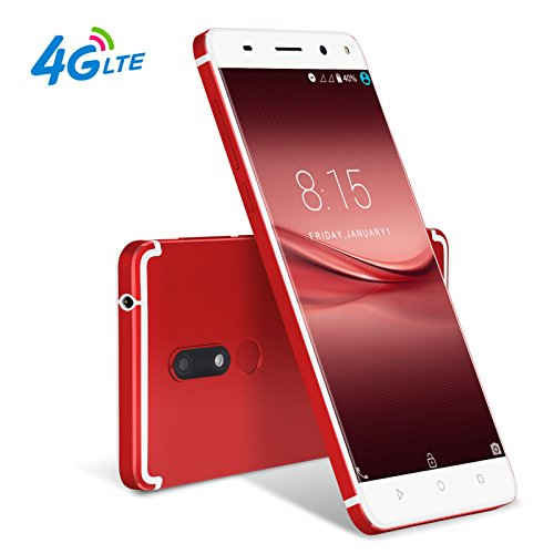 Xgody D22 Smartphone Android 7.0 Nougat with Fingerprint Reader 5.5
