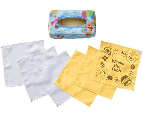 Japan Disney Toys - Disney baby dedicated Tissue Box Winnie the Pooh *AF27*