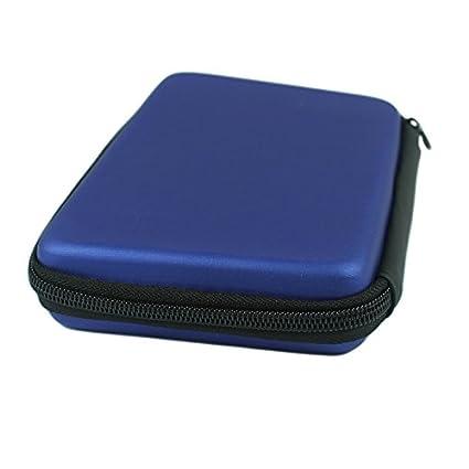 Eudola Funda para Disco Duro Externo, Protector Externo EVA de Eudora Estuche Protector Compacto para My Passport WD/Western Digital | Toshiba | ...