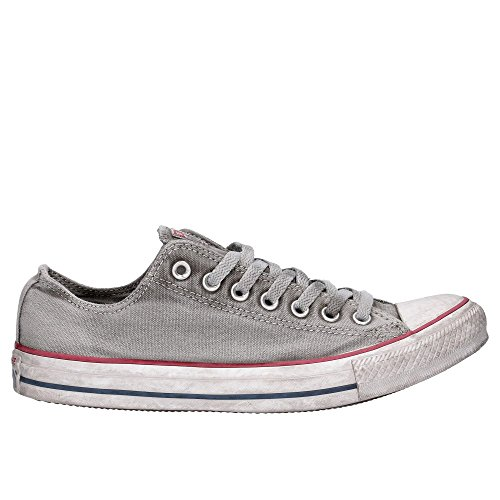 Ltd Ox Grey Converse Edition Ctas Limited 18 Uomo Grigio Canvas 156892C Sneakers SS wXaIB