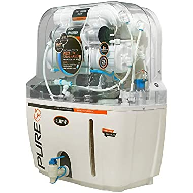 Ruby Economical Ro+ Uv+Tds Controller Multi Stage Water Purifier 12