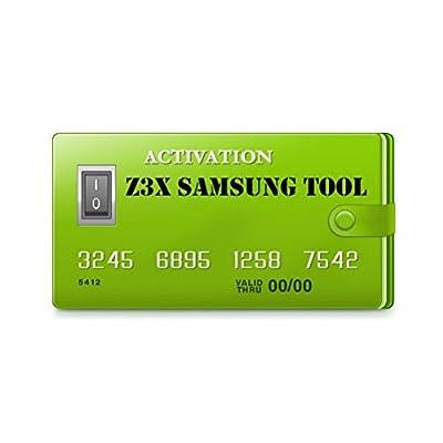 Z3X Samsung Tool Activation - repair, unfreeze, unlock, flashing & repair IMEI, NVM, camera, network