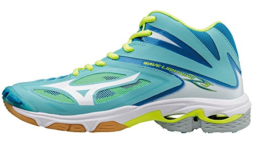 44 Mid Mizuno V1gc170504 12 Z3 Lightning Scarpa Eu Donna Wave Volley Us gwgCPX