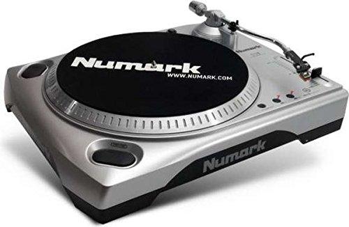 Numark TTUSB | Professioneller Plattenspieler mit integriertem USB Audio Interface für Mac/PC