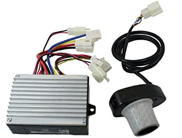 41vSnj5efqL._SX355_ amazon com razor mx500 & mx650 6 pin throttle and controller kit Transducer Wiring-Diagram at alyssarenee.co