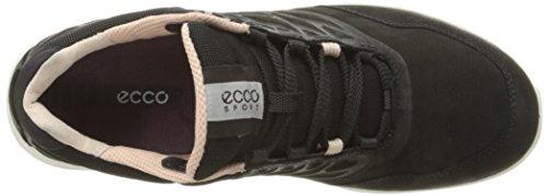 Ecco Damen Exceed Sneaker Schwarz (2001black)