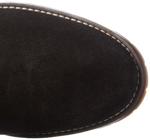 FW56822028 Mujer Altas para Black 990 Tommy Hilfiger Negro Botas 5FwRRq