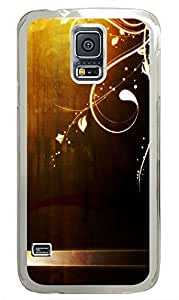 Samsung Galaxy S5 Retro PC Custom Samsung Galaxy S5 Case Cover Transparent