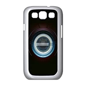 Iron Man Chest Pacemaker Plate Samsung Galaxy S3 9300 Cell Phone Case White Protect your phone BVS_558079