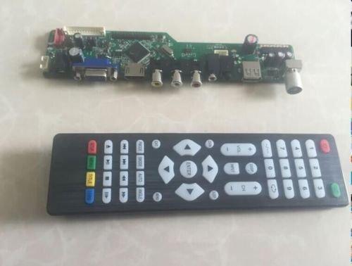 Controller Board Driver kit for LCD Panel HSD LTN140AT26-L01 TV+HDMI+VGA+USB