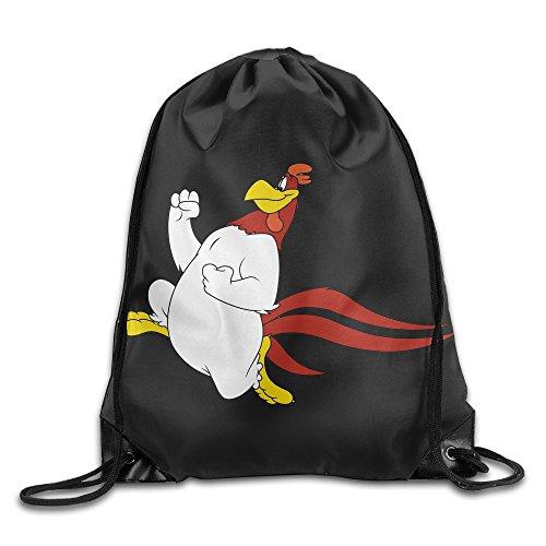 Foghorn Leghorn Nylon Travel Daypack Home Travel Sport Storage (Bag Daypack Horn)