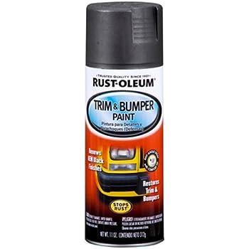 Rust Oleum Automotive 251574 11 Ounce Trim And Bumper