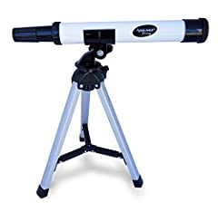 Balance Living Mini Telescope starter kit is ideal for parents to test waters as they introduce and solidify their children's love for astronomy. It's not always easy to justify prices in the hundreds with few guarantee kids will take to it o...