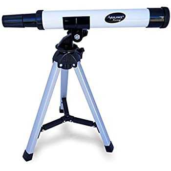 "Balance Living Mini telescope (30X) + Tripod (9.5"") , Aluminum Main Body"