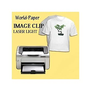Photo ImageClip Laser Heat Transfer Paper
