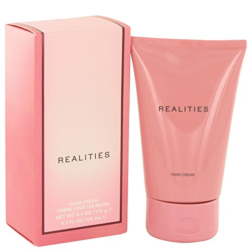 Realities (New) by Líž Çlâíbórñé for Women Hand Cream 4.2 oz