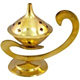 Brass Aladdin Style Charcoal/cone Burner