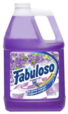 Palmolive Cleaner Colgate (Fabuloso Lavender Multi Purpose Cleaner, 128 Fluid Ounce -- 4 per case.)