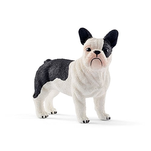 Schleich French Bulldog Toy Figurine
