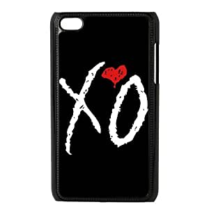 GRTT Phone Case The Weeknd XO Bumper Plastic Customized Case FOR Ipod Touch 4