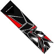 Toygogo 10x48inch Skateboard Grip Tape Sheet, Bubble Free Waterproof Scooter Grip Tape, Longboard Griptape, Sa