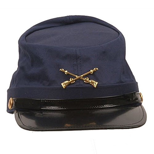 Blue Kepi (Civil War Union Blue Kepi Replica Hat Medium)