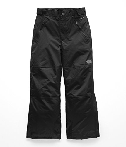 (The North Face Boys Freedom Insulated Pant - Kid's TNF Black Small)