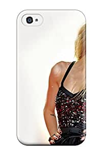 Awesome Case Cover/iphone 4/4s Defender Case Cover(celebrity Avril Lavigne)