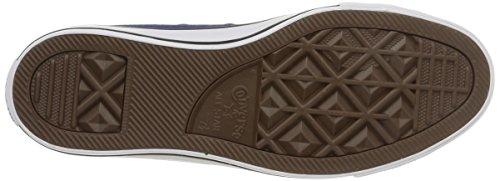 Converse CT Coat Wash Hi, Unisex - Erwachsene Hohe Sneakers Blau (Bleu)