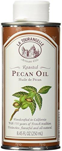 La Tourangelle Roasted Pecan Oil, 8.45-Ounce Tin (Oil Pecan Roasted)