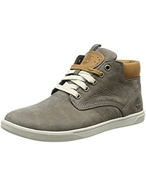 C6091B Junior Groveton Leather Chukka Shoes