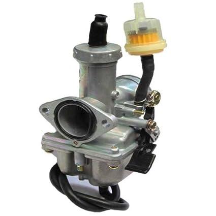Caltric Carburetor Fits Honda ATC200S ATC 200 S 1984 1985 1986 3 Wheeler  New Carb