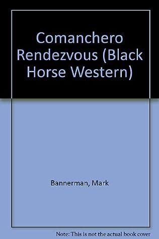 book cover of Comanchero Rendezvous